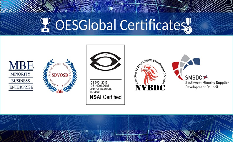 OES Global Certifications