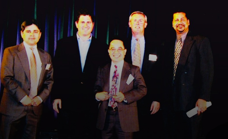 2001 Diverse Supplier of the Year Award (Dell Corporation)